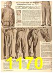 1956 Sears Fall Winter Catalog, Page 1170