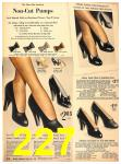 1940 Sears Fall Winter Catalog, Page 227