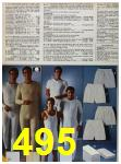 1985 Sears Spring Summer Catalog, Page 495