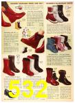 1956 Sears Fall Winter Catalog, Page 532