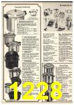 1976 Sears Fall Winter Catalog, Page 1228