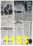 1964 Sears Fall Winter Catalog, Page 1183