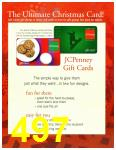 2004 JCPenney Christmas Book, Page 497