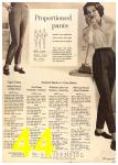 1960 Sears Fall Winter Catalog, Page 44