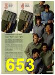 1972 Sears Fall Winter Catalog, Page 653