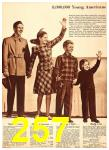 1940 Sears Fall Winter Catalog, Page 257
