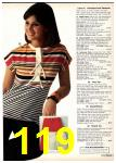 1977 Sears Spring Summer Catalog, Page 119