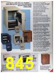 1986 Sears Spring Summer Catalog, Page 845