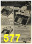 1979 Sears Spring Summer Catalog, Page 577