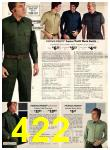 1973 Sears Fall Winter Catalog, Page 422