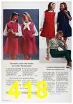 1964 Sears Fall Winter Catalog, Page 418