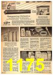 1962 Sears Fall Winter Catalog, Page 1175
