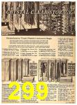 1962 Sears Fall Winter Catalog, Page 299