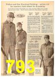 1962 Sears Fall Winter Catalog, Page 793