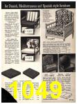 1969 Sears Fall Winter Catalog, Page 1049