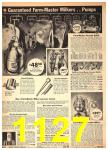 1942 Sears Spring Summer Catalog, Page 1127
