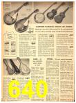 1949 Sears Spring Summer Catalog, Page 640