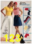 1975 Sears Spring Summer Catalog, Page 123