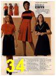 1972 Sears Fall Winter Catalog, Page 34