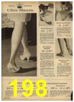 1962 Sears Spring Summer Catalog, Page 198