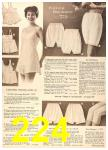 1960 Sears Fall Winter Catalog, Page 224