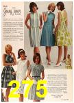 1964 Sears Spring Summer Catalog, Page 275