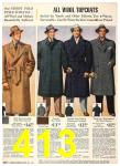 1940 Sears Fall Winter Catalog, Page 413