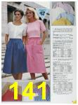 1985 Sears Spring Summer Catalog, Page 141