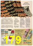 1965 Sears Fall Winter Catalog, Page 179
