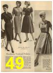 1960 Sears Spring Summer Catalog, Page 49
