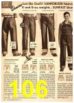 1949 Sears Spring Summer Catalog, Page 106