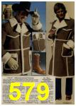1979 Sears Fall Winter Catalog, Page 579
