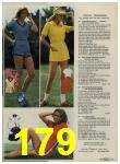 1979 Sears Spring Summer Catalog, Page 179