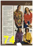 1972 Sears Fall Winter Catalog, Page 74