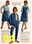 1966 Montgomery Ward Fall Winter Catalog, Page 64