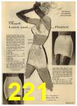 1960 Sears Spring Summer Catalog, Page 221