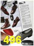 1985 Sears Fall Winter Catalog, Page 496