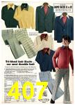 1975 Sears Fall Winter Catalog, Page 407