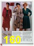 1986 Sears Fall Winter Catalog, Page 160