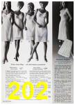1967 Sears Spring Summer Catalog, Page 202