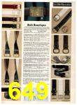 1974 Sears Fall Winter Catalog, Page 649