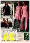 1972 Montgomery Ward Spring Summer Catalog, Page 65
