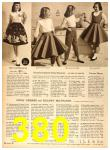 1958 Sears Fall Winter Catalog, Page 380