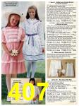 1981 Sears Spring Summer Catalog, Page 407