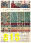 1940 Sears Fall Winter Catalog, Page 815