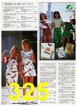 1985 Sears Spring Summer Catalog, Page 325