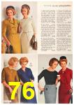 1963 Sears Fall Winter Catalog, Page 76