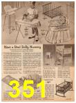 1961 Sears Christmas Book, Page 351