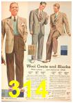 1942 Sears Spring Summer Catalog, Page 314