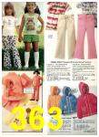 1977 Sears Spring Summer Catalog, Page 363